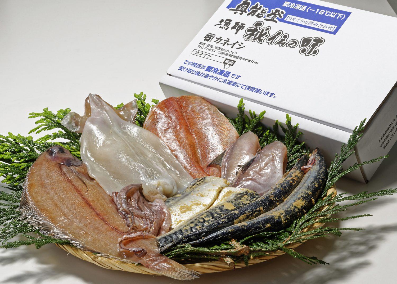 奥能登漁師秘伝の味伝統の味セット