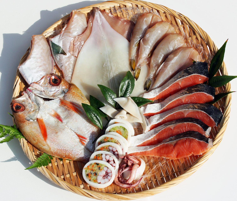 奥能登漁師秘伝の味能登いか野菜づめセット