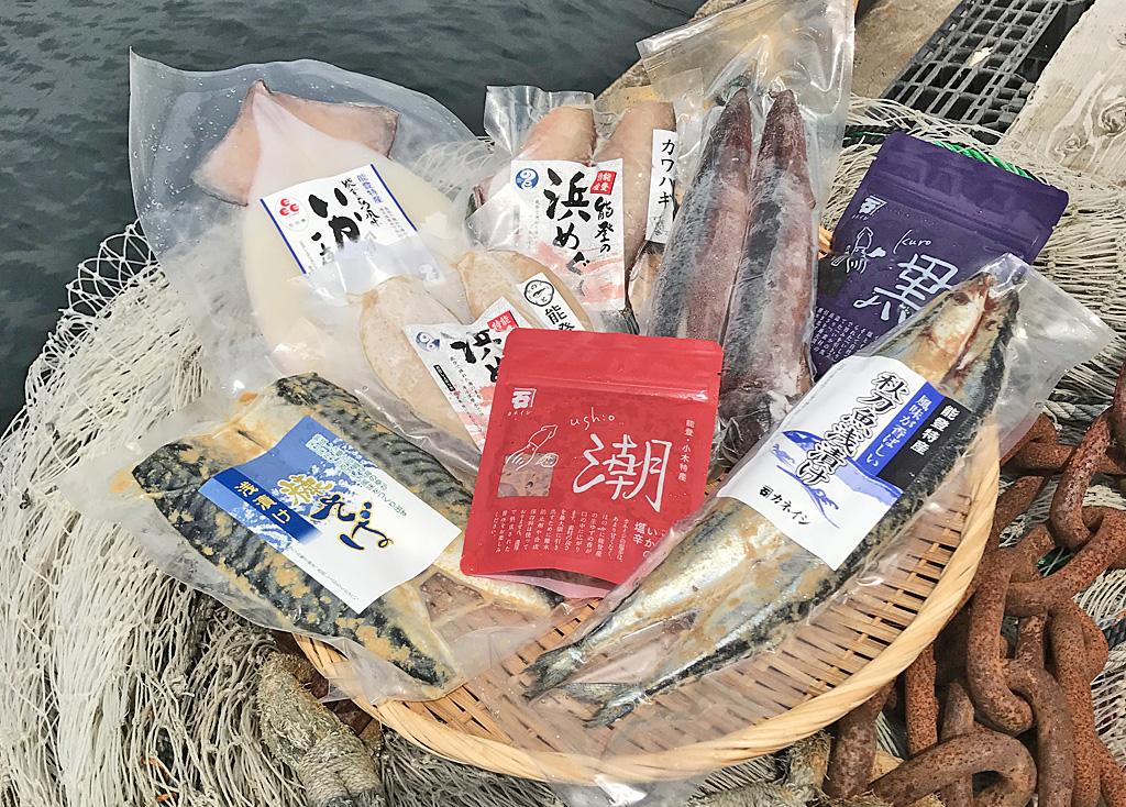 奥能登漁師秘伝の味ふるさとセット