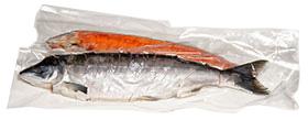 北洋沖獲り時鮭(スライス化粧箱入り)